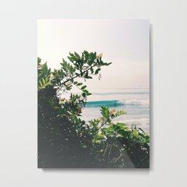 Thalia Surfer Metal Print
