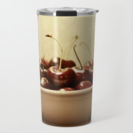 Bowl o' Cherries  Travel Mug