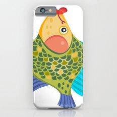 Cute Fish Slim Case iPhone 6s