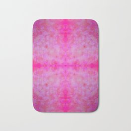 jewelled cross 2 Bath Mat