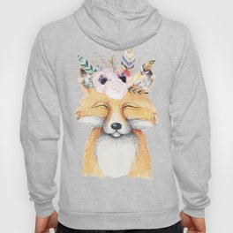 Forest Fox by Nature Magick Hoody