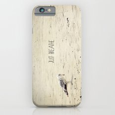 Just Breathe iPhone 6s Slim Case