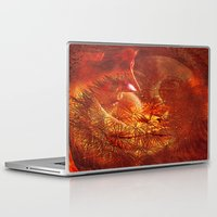 beauty and the beast Laptop & iPad Skins featuring beauty and the Beast by  Agostino Lo Coco