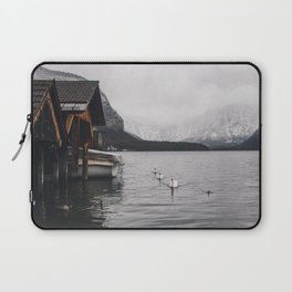 Lake and mountains Laptop Sleeve