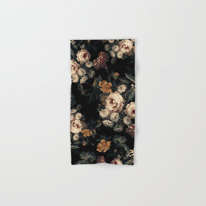 Midnight Garden XIV Hand & Bath Towel
