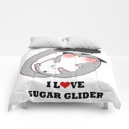 Sugar Glider Comforters