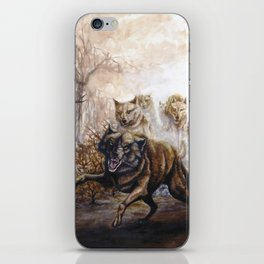 Pack of Wolves iPhone Skin
