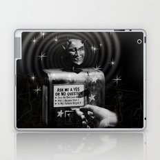 Devil's Question Box Laptop & iPad Skin
