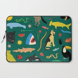 Lawn Party Laptop Sleeve