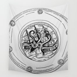 Porthole 3. Wall Tapestry