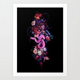 Eve_Fiction Art Print