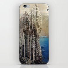 imposscape_01 iPhone & iPod Skin