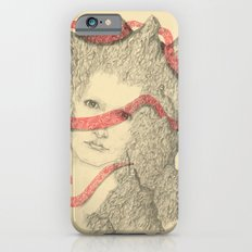 Mountains and Me Slim Case iPhone 6s