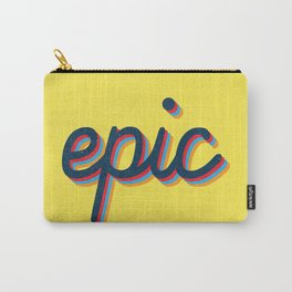 Epic - yellow version Carry-All Pouch