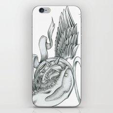 Klevra Peralta iPhone & iPod Skin