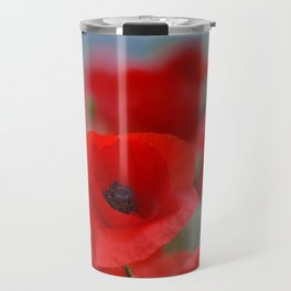 poppy addiction Travel Mug