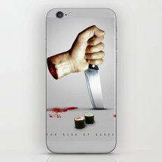 Sushi Rise iPhone & iPod Skin