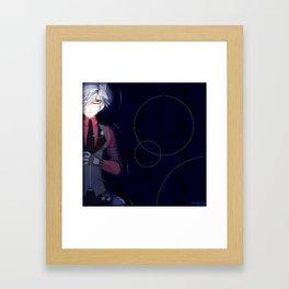DNSEA_Akuayate Framed Art Print