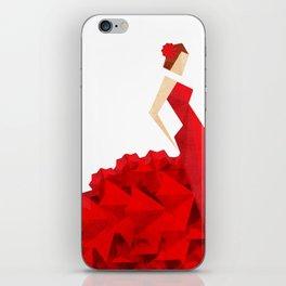 The Dancer (Flamenco) iPhone Skin