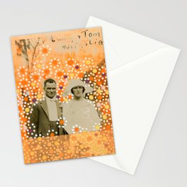 The Nervous Uncle Stationery Cards