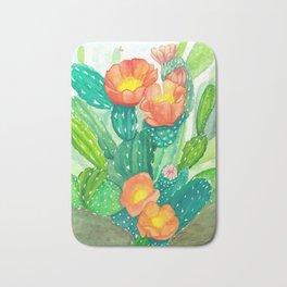 Cacti Beauty Bath Mat