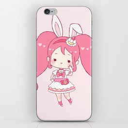 cure whip iPhone Skin