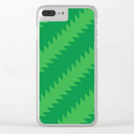 Watermelon life Clear iPhone Case