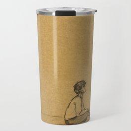 Strength of a Dragon Travel Mug
