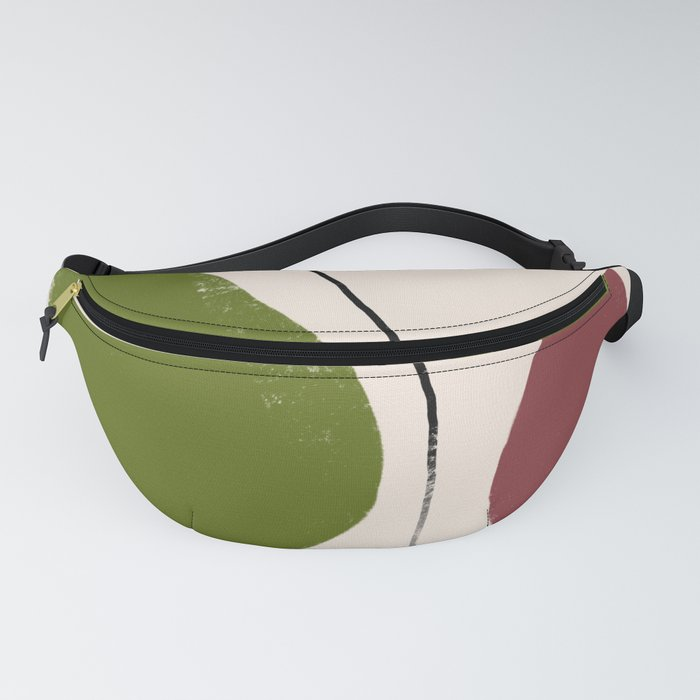 abstract 020519 Fanny Pack