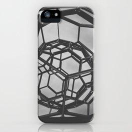 Hexasphere iPhone Case