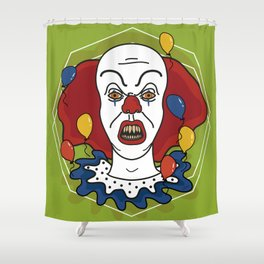 It Shower Curtain