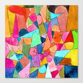 Paul Klee Untitled Canvas Print