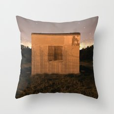Dream Shack Throw Pillow