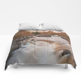 Great Autumn Falls Comforters