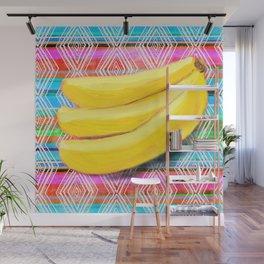 Top Banana Wall Mural