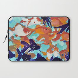 Just Keep Swimming Laptop Sleeve