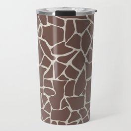 Brown Elephant Travel Mug