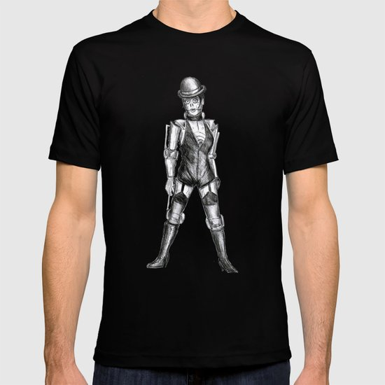 sally c3po T-shirt