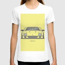 F40 Race car T-shirt