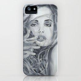 Catch My Breath iPhone Case