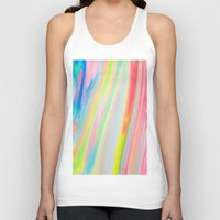 pisces Tank Tops featuring pisces by blair__berger