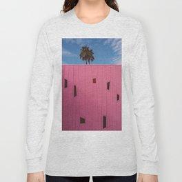 Palm Springs Vibes III Long Sleeve T-shirt