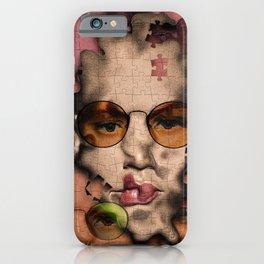 Puzzled iPhone Case