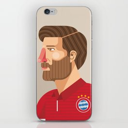 Xabi Alonso iPhone Skin