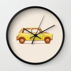 Famous Car #1 - Mini Cooper Wall Clock