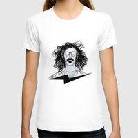 zappa T-shirts featuring Zappa by Franko Schiermeyer