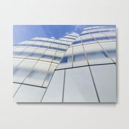 IAC Building Metal Print