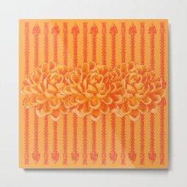 Chrysanthespine Metal Print