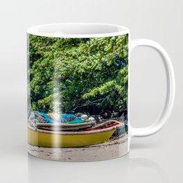 Traditional Filipino Kayak Coffee Mug