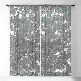 What (One) Wonders Sheer Curtain